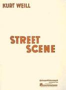 Street Scene: Vocal Score