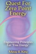 Quest for Zero Point Energy