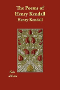 The Poems of Henry Kendall