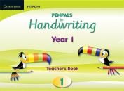 Penpals for Handwriting Year 1 Teacher's Book Enhanced Edition