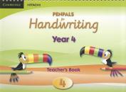 Penpals for Handwriting Year 4 Teacher's Book Enhanced Edition