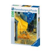 Ravensburger Van Gogh, Café Terrace at Night - 1500 Piece Puzzle