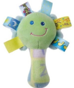 Taggies See Me Rattle - Green