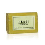KHADI - Handmade Herbal Soap Chandan-Haldi - 125g
