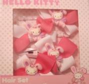 Hello Kitty Hair Set
