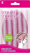 Lucky Trendy Stripe Hair Turban