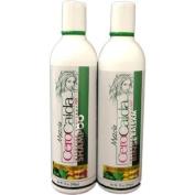 "BOE Maravisus Cerocaida Shampoo + Rinse ""Combo Set"" 350ml"