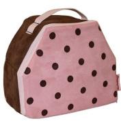 Hoohobbers Munchbox, Dots Pink