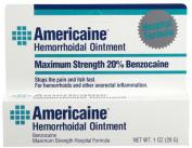 Americaine Hemorrhoidal Ointment Maximum Strength -- 30ml