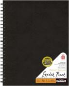 Pentalic Sketch Book, Wirebound, 22cm by 28cm
