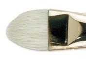 Jewel Plein Aire Bristle Brush Almond Filbert 12