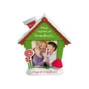 What Happens At Grandmas 2012 Hallmark Ornament