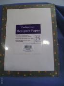 Fall/Earthtone Designer Paper