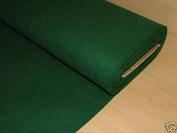 1 Yrd Green Baize / Felt Craft Fabric Card Poker Table