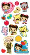 Nickelodeon Puffy Stickers, Ni Hao, Kai-lan