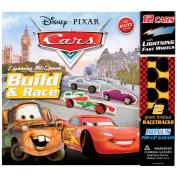 Lightning McQueen Build & Race Book Kit-Disney Pixar Cars