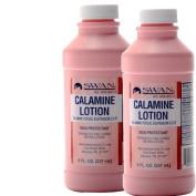Swan Calamine Lotion - (2) 180ml Bottles