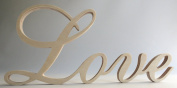 """Wooden Letters """"Love"""""""