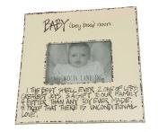 Magnolia Lane Baby Frame 28cm x 28cm