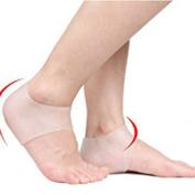 Gel Flex Toe/ Heel Stretchers Relax, ivory, heel