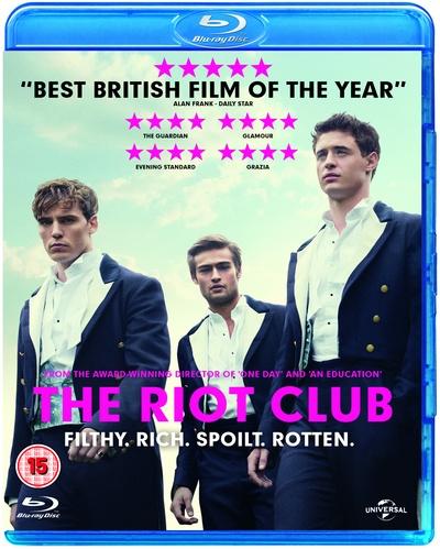 The Riot Club [Blu-Ray 720p] [Francais]