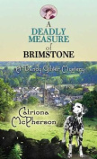 A Deadly Measure of Brimstone [Large Print]