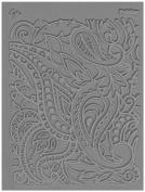 Lisa Pavelka 527060 Texture Stamp Paisley