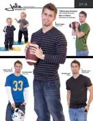 Jalie Men's T-Shirt Pattern