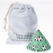 Pee-pee Teepee Laundry Bag Soccer
