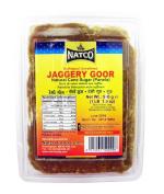 Natco - Jaggery Goor (kolhapuri unrefined) - Panela - 500g x 2