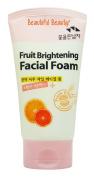 The Flower Men Fruit Brightening Facial Foam Cleansing 120ml