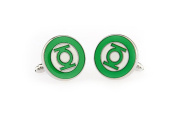 Green Lantern Cufflinks Super Hero Cufflinks Best Gift to Men