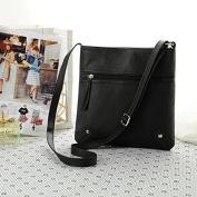 Tongshi Women's Leather Satchel Cross Body Shoulder Messenger Bag Handbag