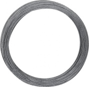 National Hardware N267-013 20-Gauge x 30m Galvanised Guy 6 Strand Wire