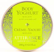 Attirance - Body Yoghurt - Melon - 200ml - All Natural with Melon Seed Oil & Avocado Oil