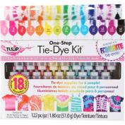 Tulip 1-Step 18-Bottle Tie-Dye Kit