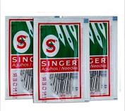 CHENGYIDA3 packs Singer Sewing Machine Needles 2020/2045 # 12