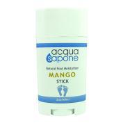 Acqua Sapone Natural Foot Moisturiser Stick Mango 2oz 60ml