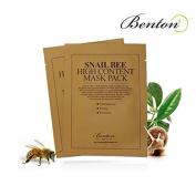 [BENTON] Snail Bee High content Sheet Mask Pack 10 pcs Korean cosmetic Korean beauty