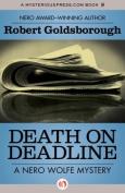 Death on Deadline (Nero Wolfe Mysteries