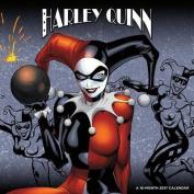Harley Quinn Wall Calendar