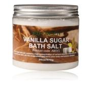 Royal Massage EU Green Bath Salt, Vanilla Sugar, 590ml