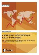Japanische Unternehmenskultur Im Wandel? [GER]