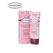 Rivecowe CC Cream 40ml(1.35Oz)/BB Skin Care + Make up Foundation/Korea Cosmetic