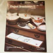 Elegant Breadcovers II, Leaflet #32, Carolina Cross Stitch, Inc., 14 Count