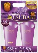 Tsubaki Shining Shampoo and Conditioner Set, 500 ml
