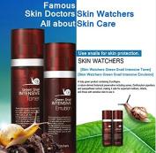 Skin Watchers green snail intensive emulsion 125ml / Health & Beauty / Skin Care / Cream / Moisturisers / personal makeup / korean beauty cosmetic