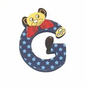 """Legler """"G"""" Bear's Head Letter Children's Furniture"""