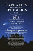 Raphael's Ephemeris: 2018