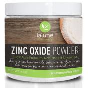 Zinc Oxide Powder Non Nano Uncoated Cosmetic Grade, 0.2kg